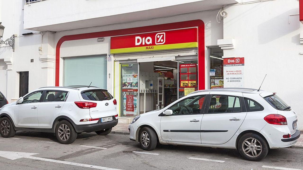 DIA demeure le troisième acteur du secteur de la distribution en Espagne, avec 7,4 % de parts de marché,