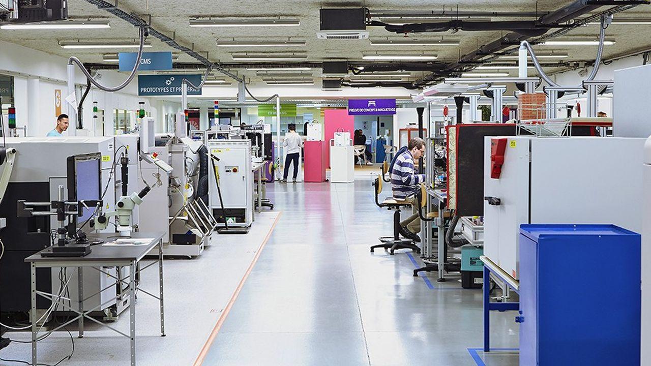 Reprise par We Network, la Cité de l'objet connectée (COC) d'Angers se transforme en nouveau Technocampus dédié à l'industrie électronique.