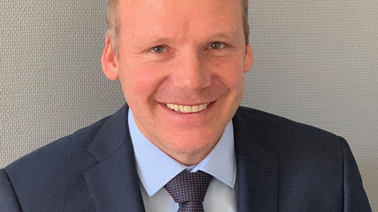 Nicolas Sordet, président et directeur général d'Afyren.