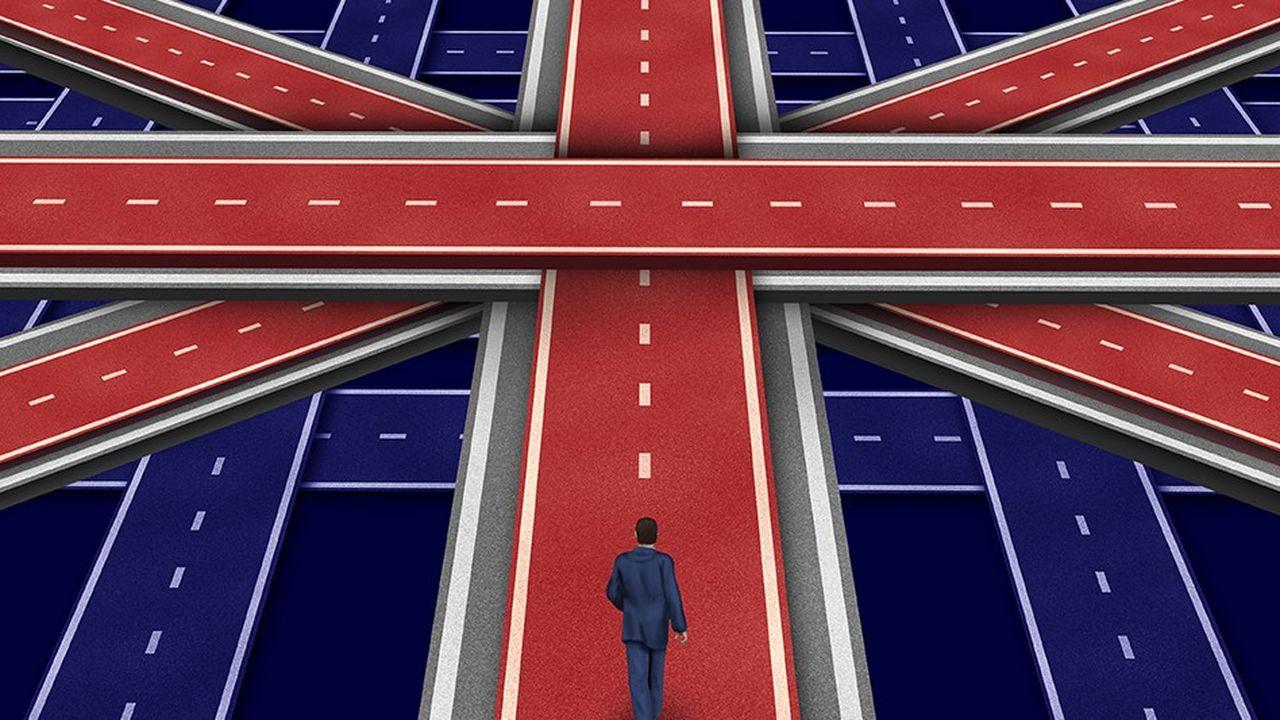 Une sortie désordonnée du Royaume-Uni de l'UE «aurait pour conséquence de désordonner les chaînes de production internationales», estime l'institut IWH