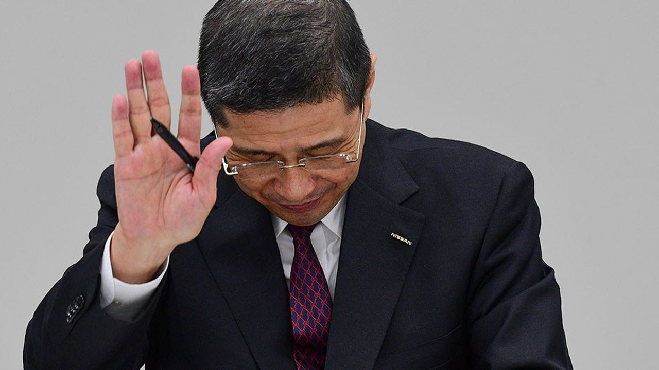 Hiroto Saikawa, le patron actuel de Nissan, essaie de rompre avec la course aux volumes engagées par Carlos Ghosn pour soigner sa marge.