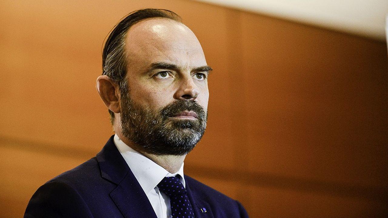 Le Premier ministre, Edouard Philippe.