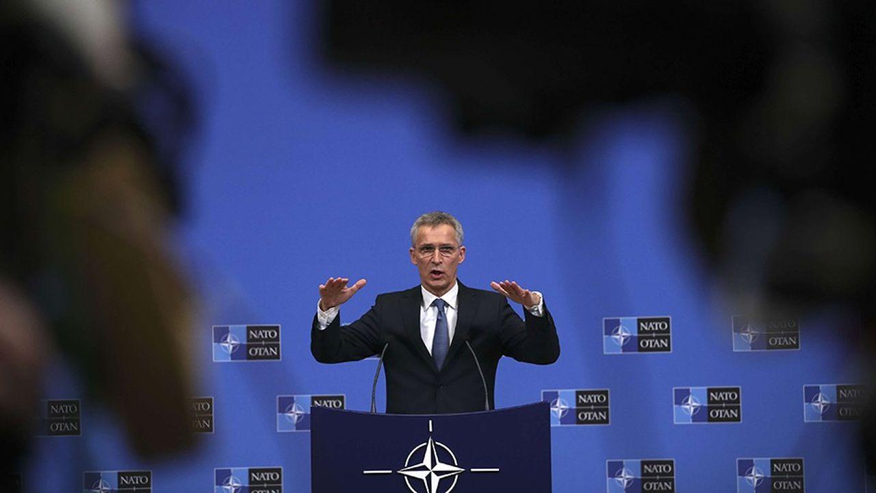 Avant une réunion des alliés de l'OTAN qui accueillera la Macédoine comme 30e membre, son secrétaire général, Jens Stoltenberg, a souligné que l'organisation se préparait à un monde sans traité de réduction des forces nucléaires intermédiaires.