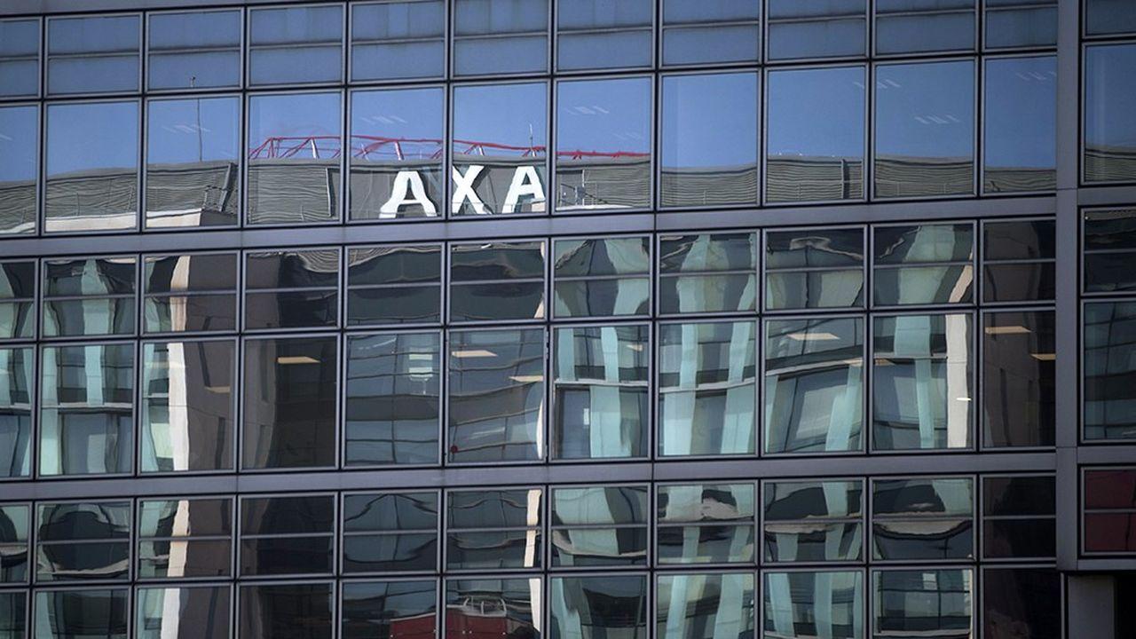 En Europe, AXA XL a commencé à transférer ses employés au sein d'une seule société.