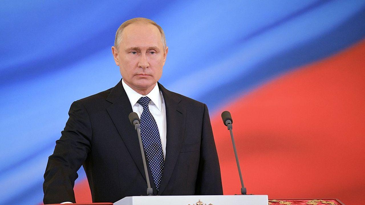 Vladimir Poutine est au pouvoir depuis dix-neuf ans.