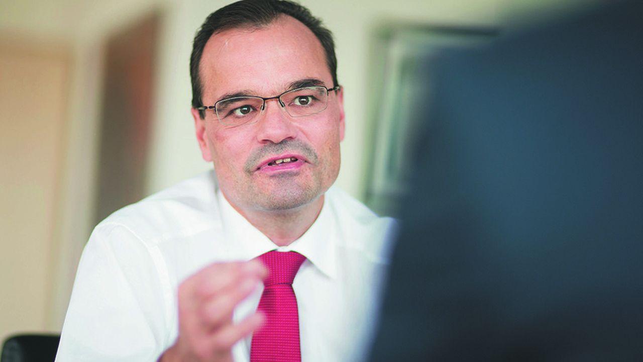 Markus Tacke, PDG de Siemens Games Renewable Energy (SGRE).