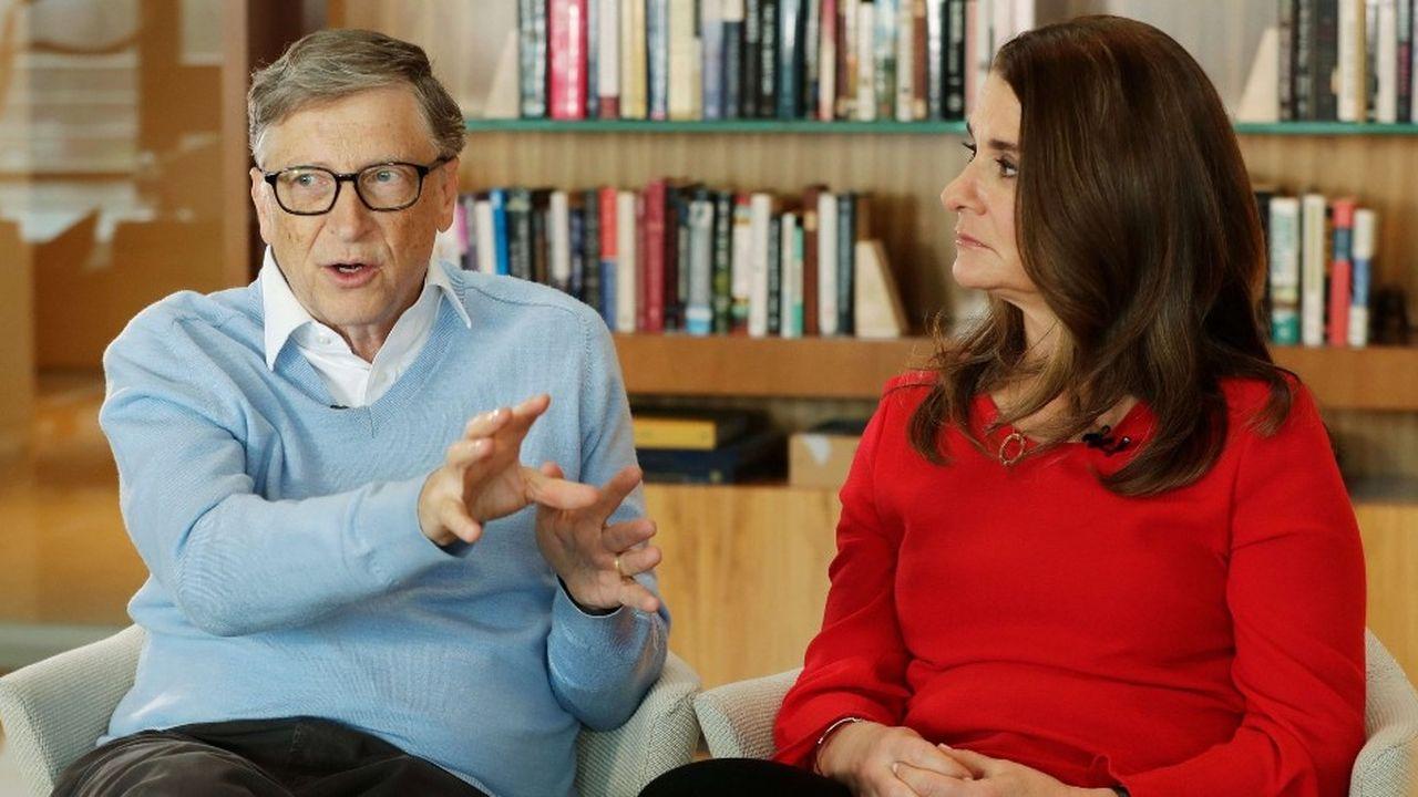 «Nous croyons dans le pouvoir de l'innovation», a indiqué le couple Gates dans sa lettre annuelle à la fondation Bill & Melinda Gates