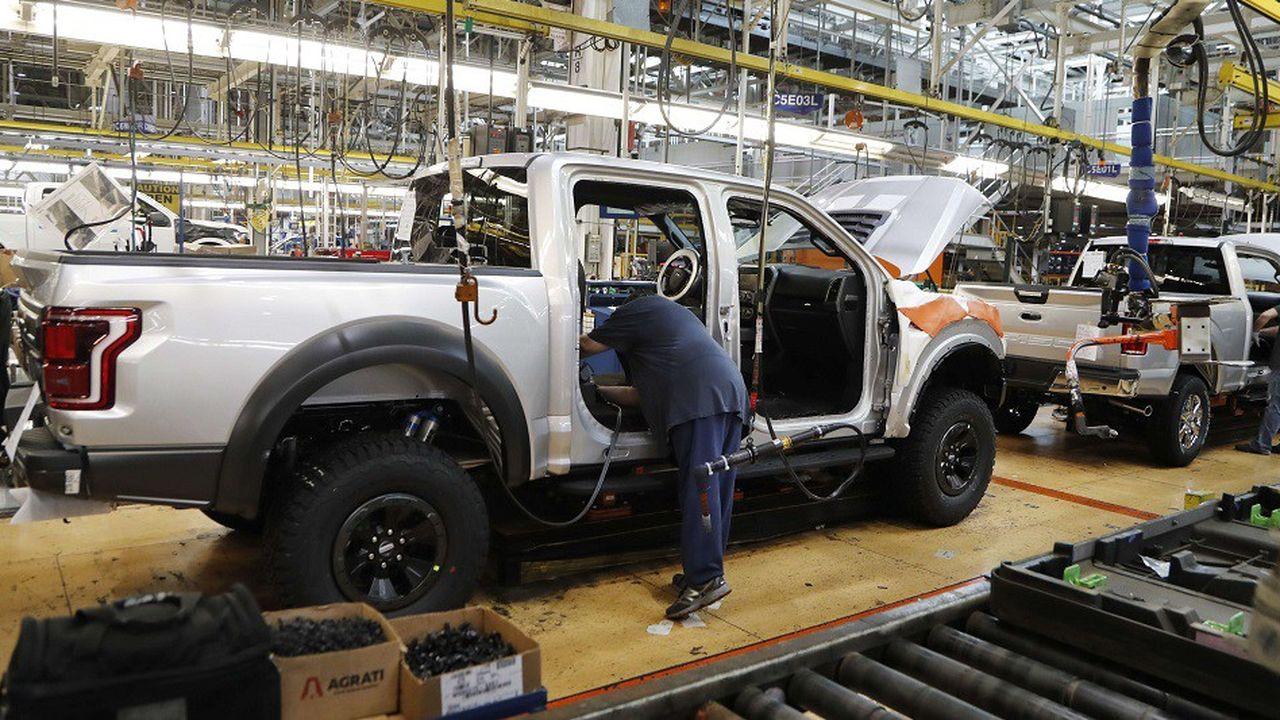 Les véhicules concernés ont été produits entre2011 et2013 dans les usines de Dearborn et de Kansas City
