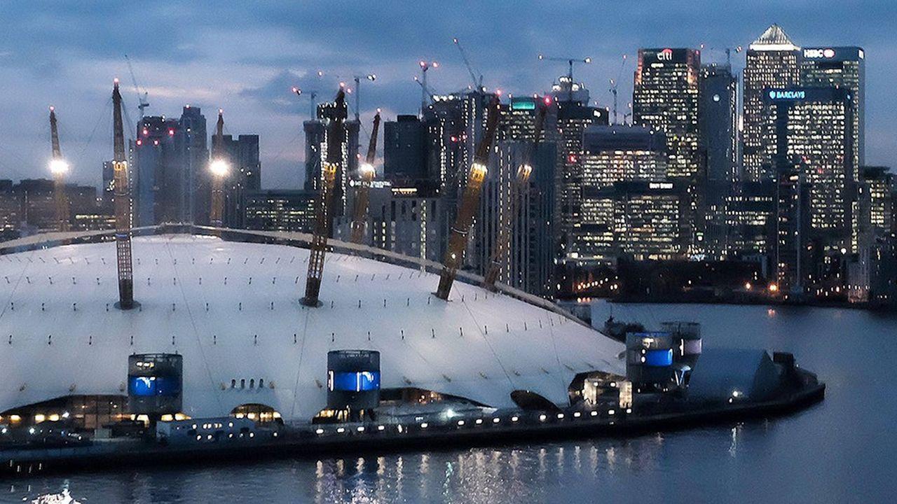 L'O2 de Londres, propriété d'AEG, ne tombera pas dans la corbeille commune avec SMG.