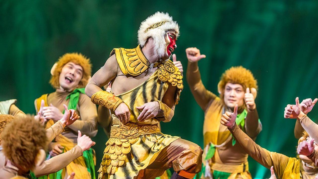 Une production du Cirque Phénix revient à environ 3,5millions d'euros.