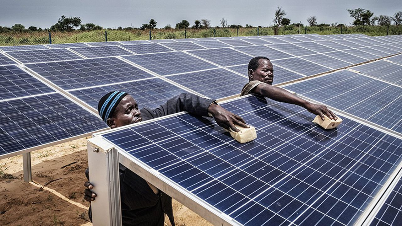Les installations solaires en Afrique totalisaient seulement 4,15 gigawatts en 2017, dont plus de la moitié en Afrique du sud, indique l'Irena dans son dernier rapport.
