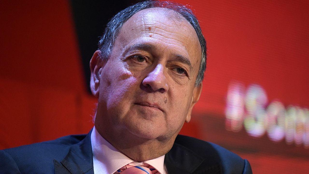 «Nous avons conscience qu'un ralentissement mondial de l'économie pourrait nous affecter mais nous ne le voyons pas», note le PDG de Capgemini, Paul Hermelin.