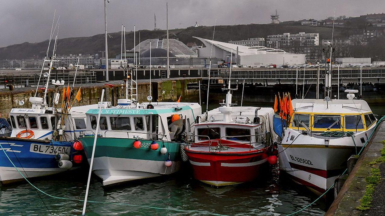 Les Pays-Bas ont équipé plus d'une centaine de bateaux pour faire de la pêche électrique.