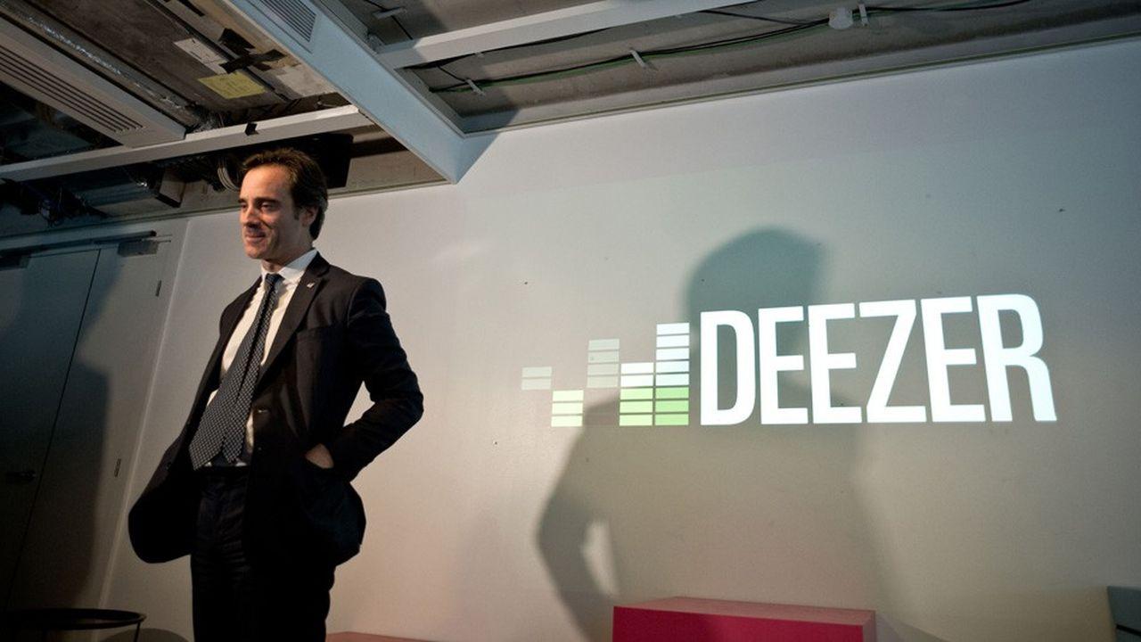 Alexis de Gemini est directeur général de Deezer France.