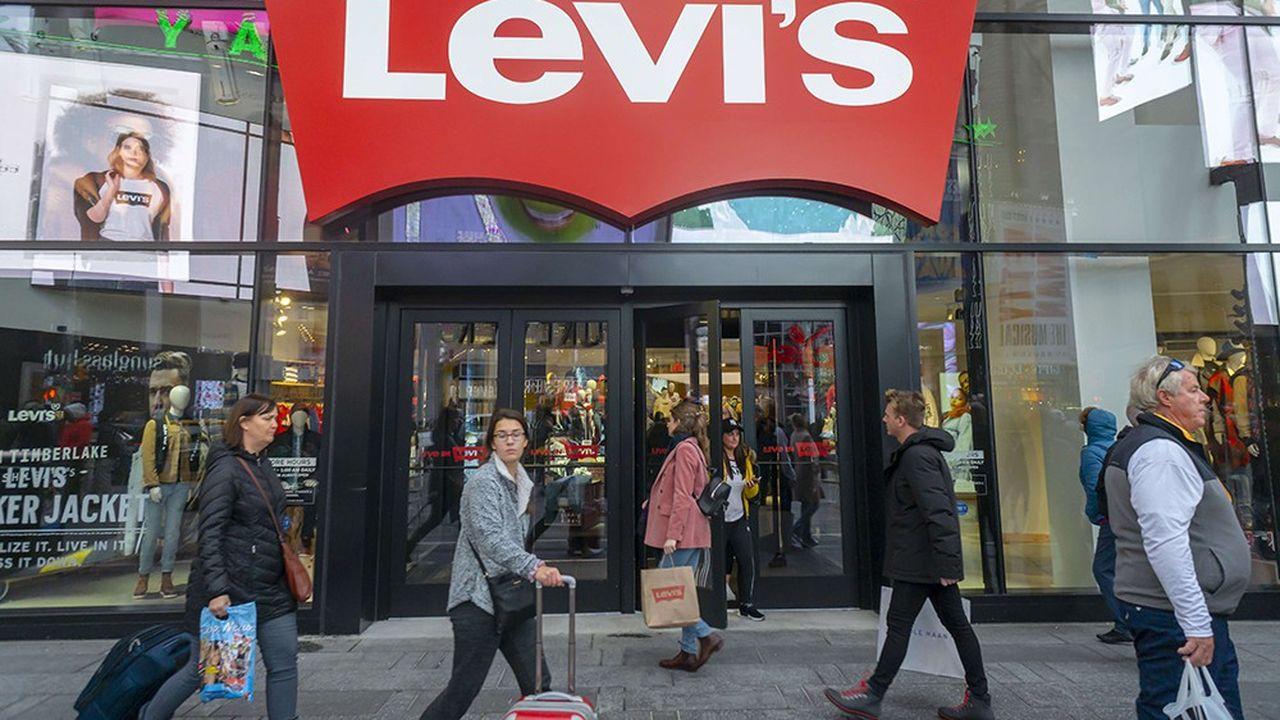 Levi's veut se développer dans les hauts, les vêtements pour femmes, et à plus long terme les chaussures