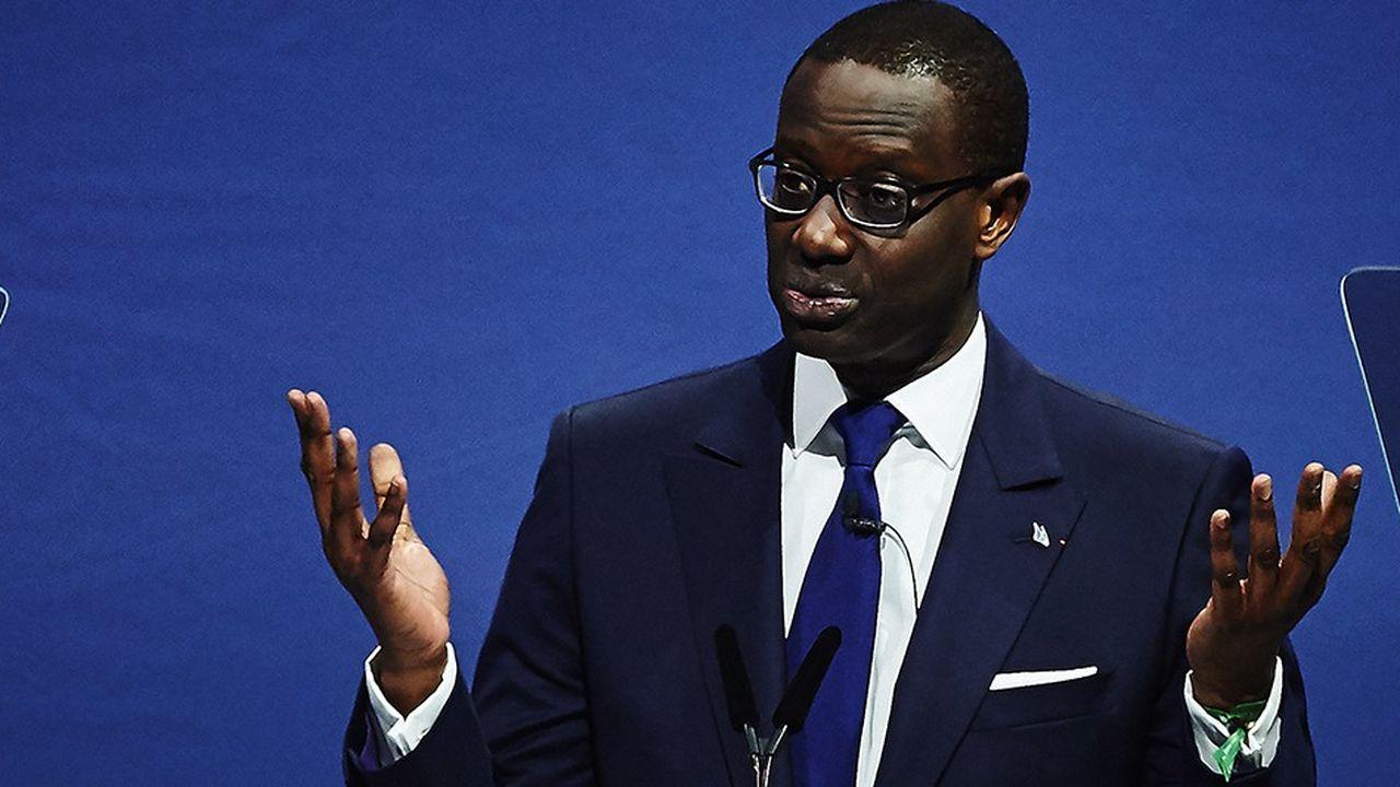 Credit Suisse est «désormais bien positionné pour faire face à des conditions de marchés difficiles», selon son patron Tidjane Thiam.