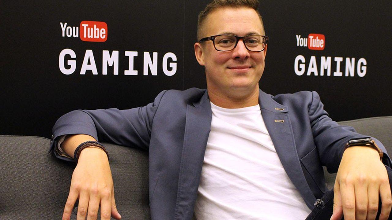 Ryan Wyatt, patron de YouTube Gaming.