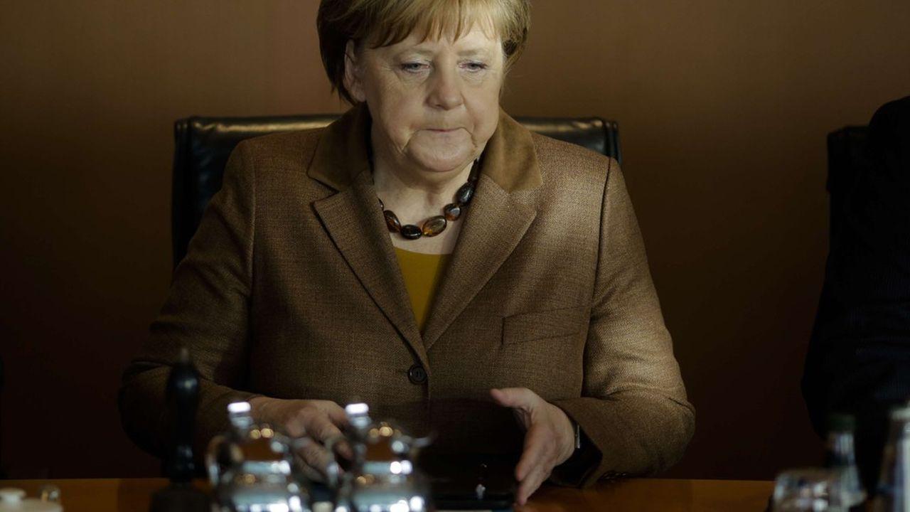 Il s'en est fallu de peu mais l'Allemagne a évité une entrée en récession en 2018.