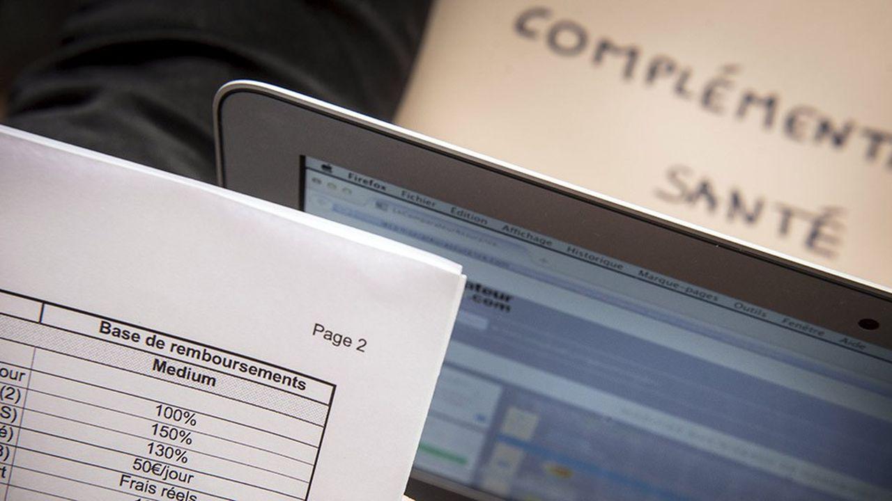 Les complémentaires santé vont donner des «exemples concrets de remboursements en euros».