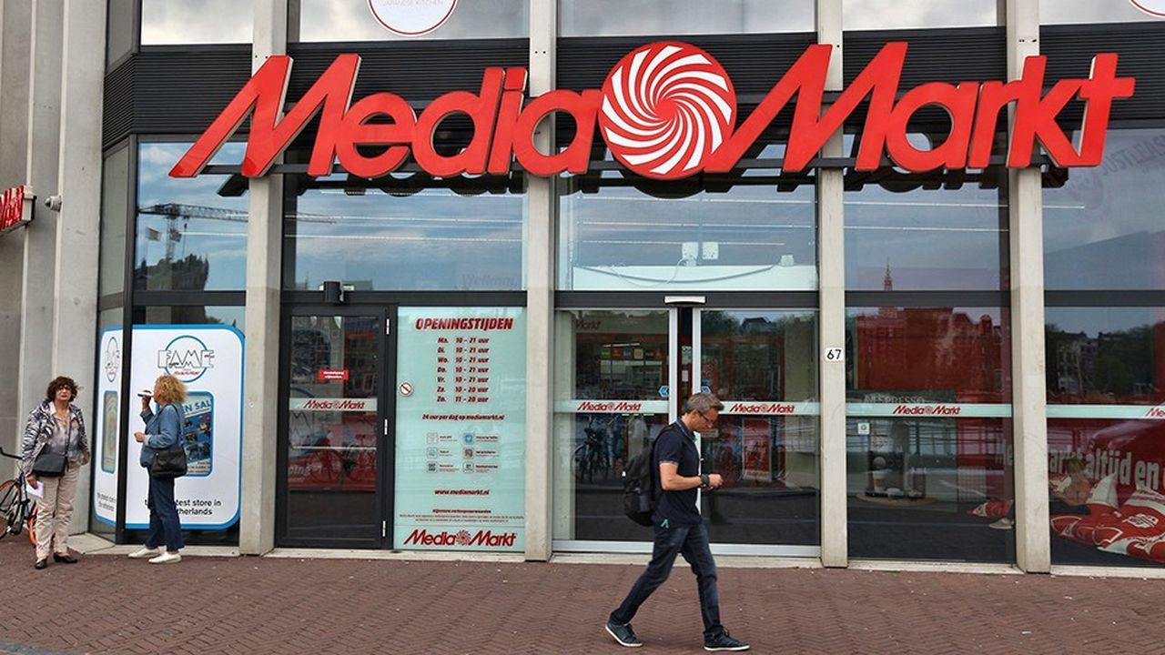 Metro s'est séparé à l'été 2017 de Mediamarkt et Saturn, désormais regroupés au sein de Ceconomy.