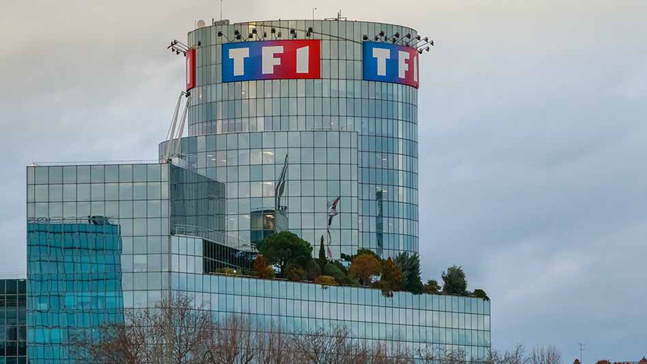 TF1 a publié ses résultats annuels.