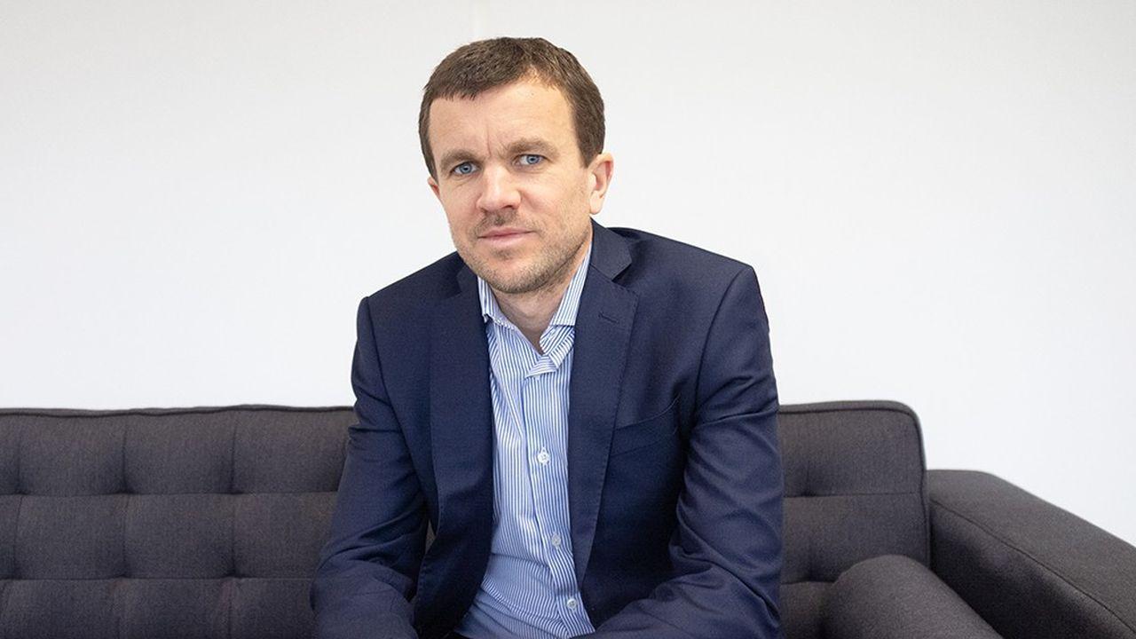 Frédéric Durand: « Les entreprises ont besoin de personnaliser leur relation client en temps réel. »