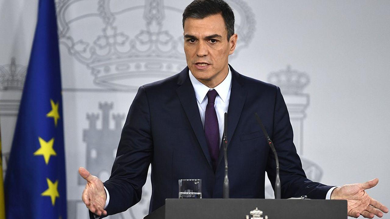 Le Premier ministre espagnol Pedro Sánchez a été contraint d'annoncer de nouvelles élections après l'échec du vote de son budget.