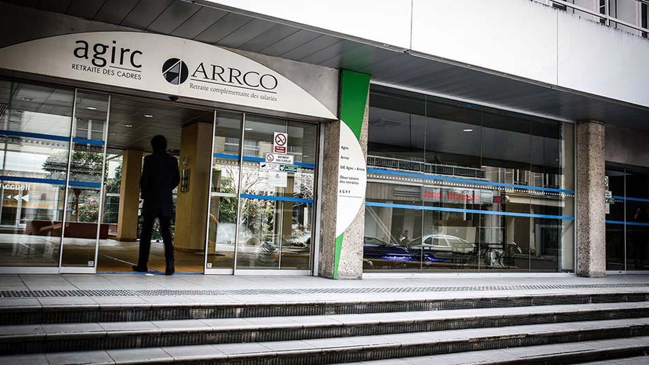 Les partenaires sociaux ne veulent pas se faire confisquer les 70milliards d'euros de réserves de l'Agirc-Arrco, le régime de retraite complémentaire des salariés du privé.