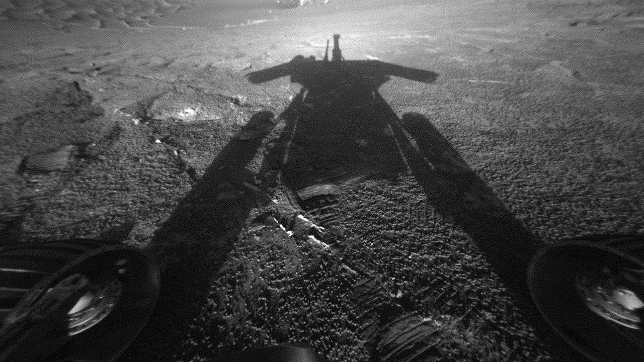 La Nasa a mis fin mercredi à la mission Mars Exporation Rover, huit mois après le dernier contact avec Opportunity