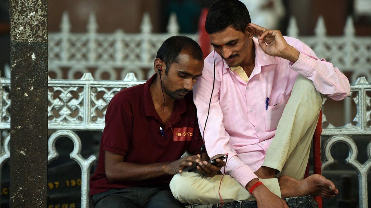 Avec plus de 390millions d'internautes, l'Inde est un marché colossal en pleine accélération.