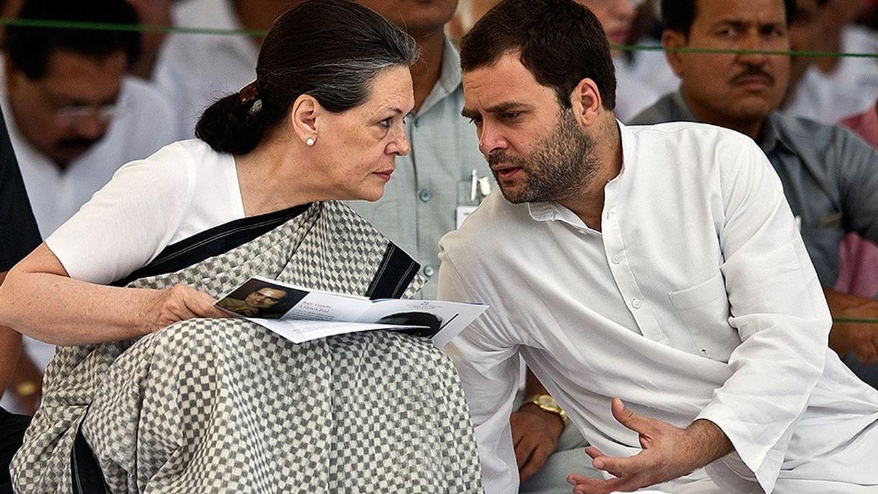 Sonia, la mère de Priyanka et de Rahul a été pendant vingt ans la patronne du Parti du Congrès.