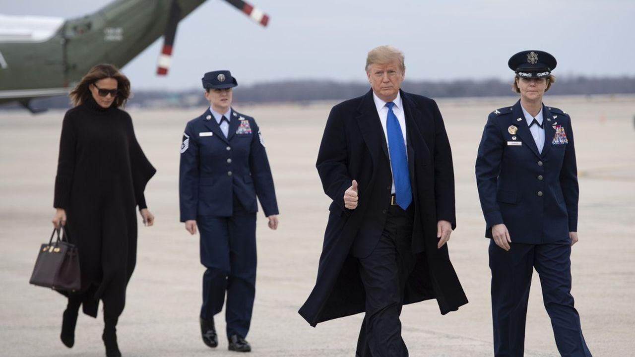 Le président américain est conscient que ce n'est toutefois pas la fin du feuilleton.