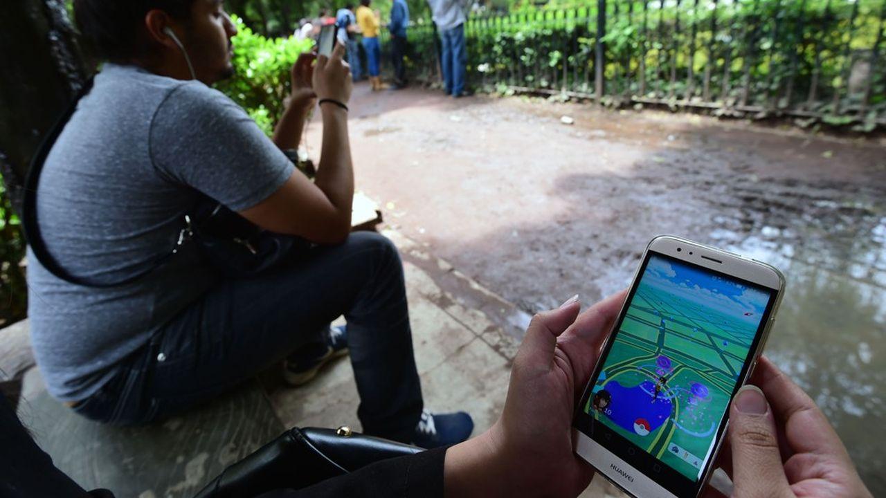 Niantic, le studio derrière Pokémon Go, est aujourd'hui valorisé près de 4milliards de dollars.