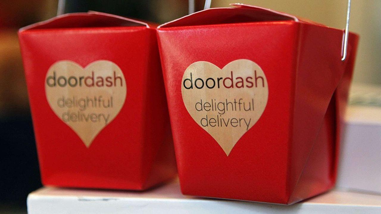 En à peine six ans d'existence, DoorDash, la pépite du secteur, aura ainsi réussi à lever 1,5milliard de dollars, pour une valorisation estimée à au moins 6milliards de dollars.