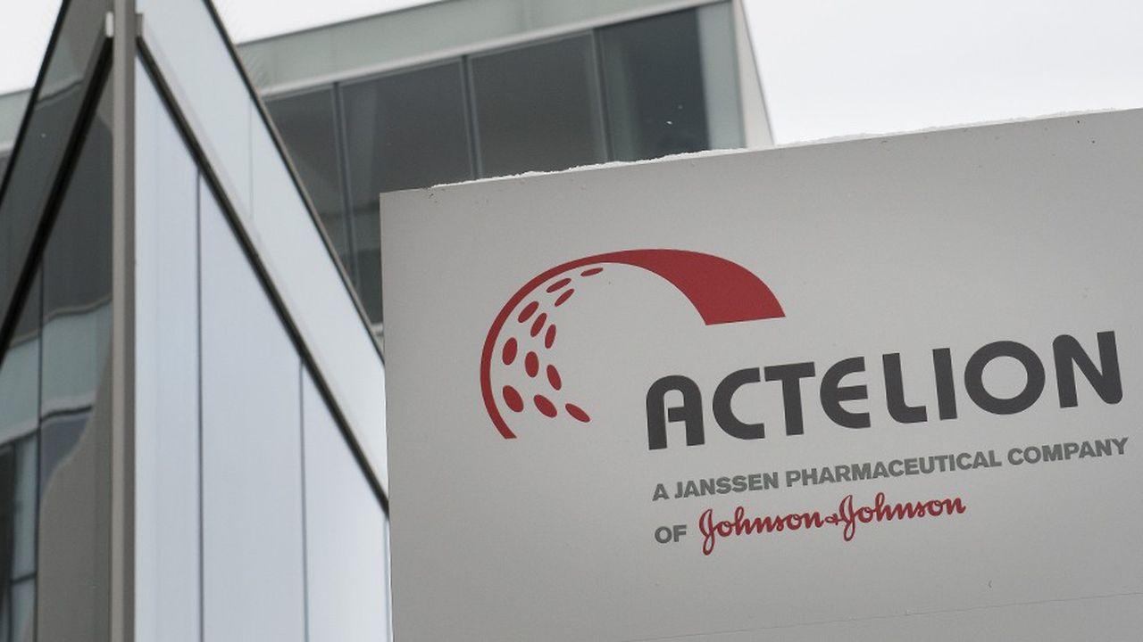 Le portefeuille d'Actelion racheté en 2017 par J & J, étaitcentré sur l'hypertension artérielle pulmonaire, une maladie rare, ce qui n'empêchait pas les ventes de son produit phare, le Tracleer, de dépasser le milliard de dollars.