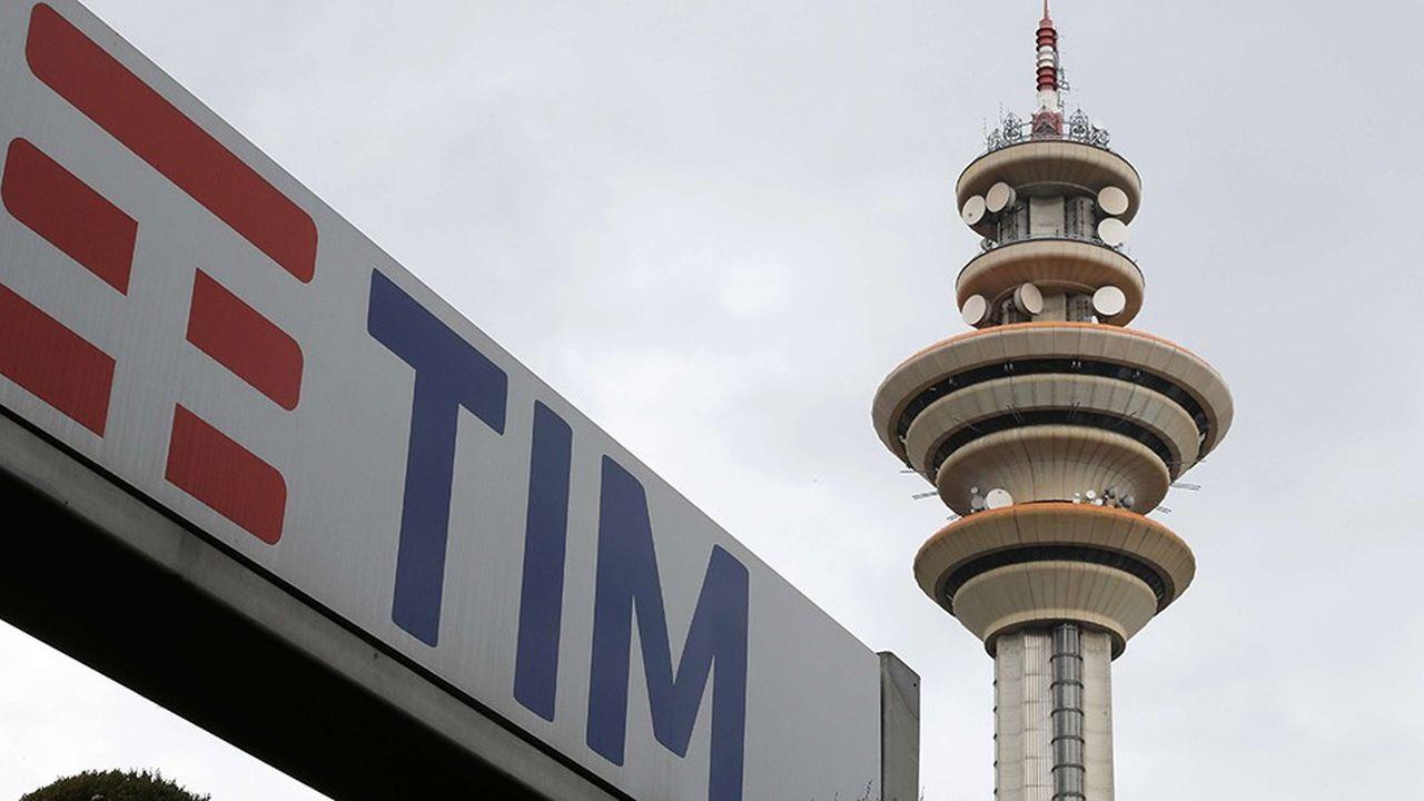 La Caisse des dépôts italienne pourrait jouer les arbitres entre Elliott et vivendi au sein de Telecom Italia.