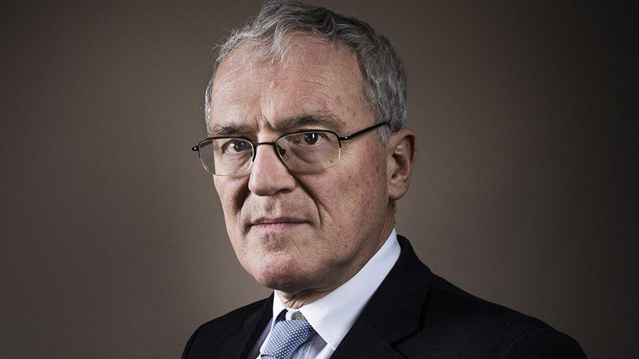 Jean-Bernard Lévy, PDG du groupe EDF.