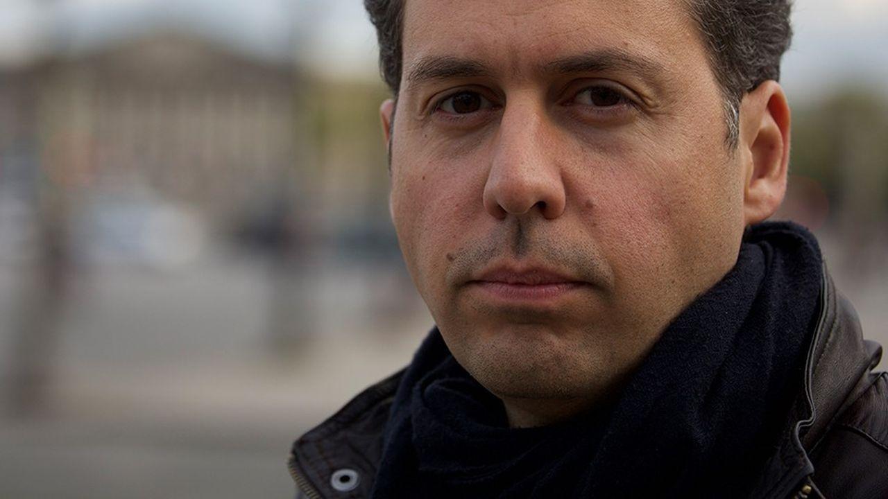 Karim Amellal, délégué général de l'association Civic Fab, qui a élaboré son programme Sens Critique dédié aux jeunes en difficulté.