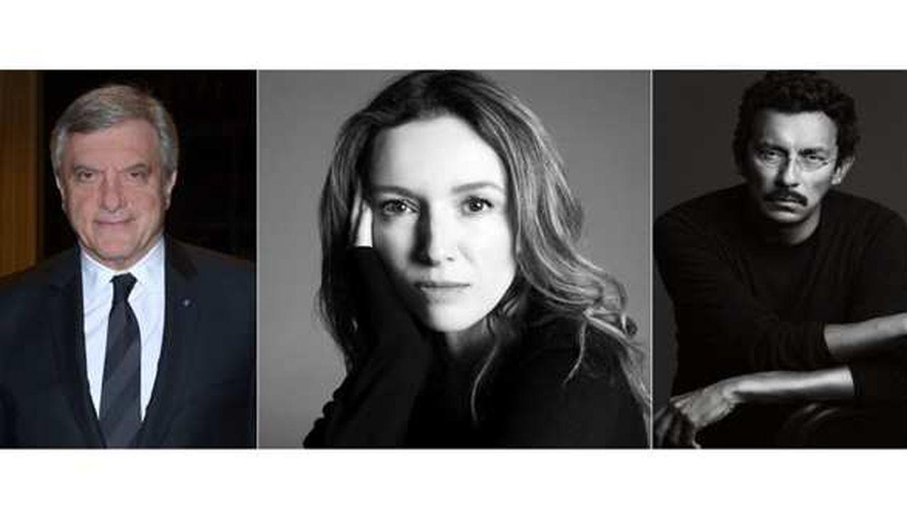 Sidney Toledano, Clare Waight Keller, Haider Ackermann.