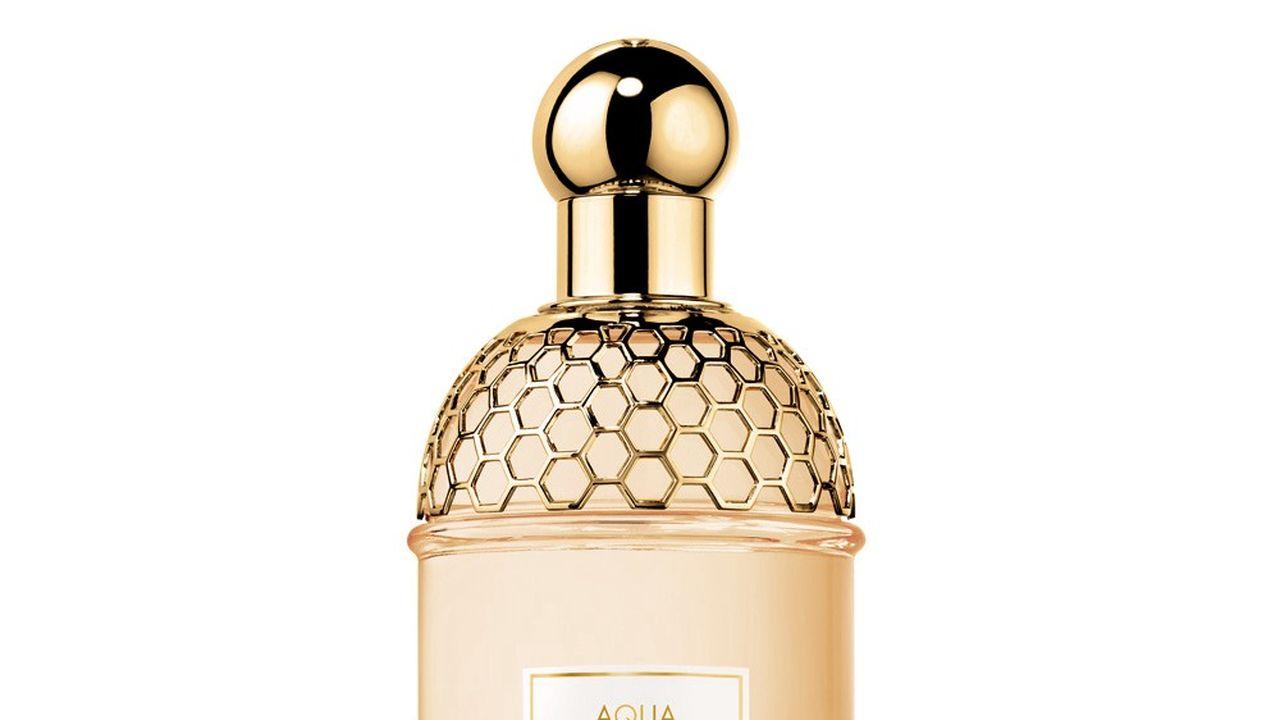 Parfum Aqua Allegoria, Nerolia Bianca de Guerlain.