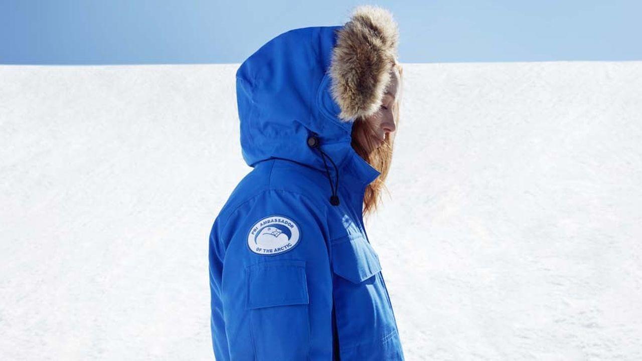 Canada Goose célèbre ses 10 ans de collaboration avec l'organisme Polar Bears International.