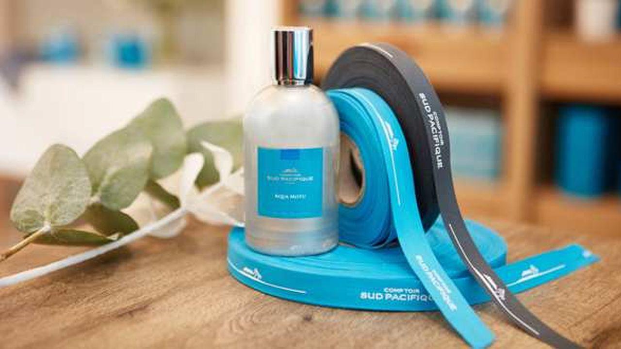 Parfum Aqua Motu du Comptoir Sud Pacifique.