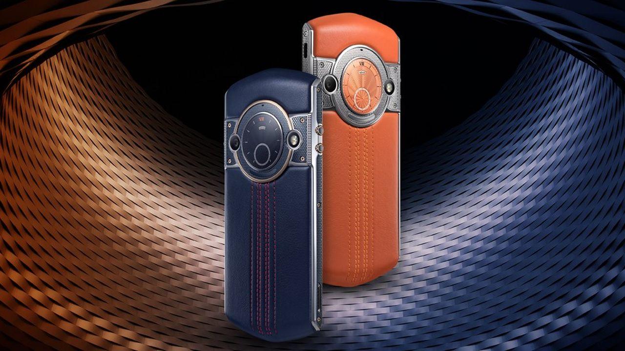 Smartphone 8848.