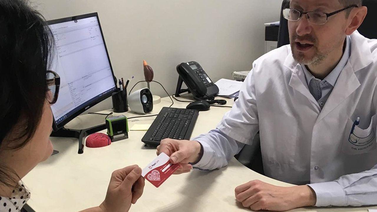 PassCare permet aux patients ou leurs praticiens d'accéder à leurs informations de santé où qu'ils se trouvent dans le monde.