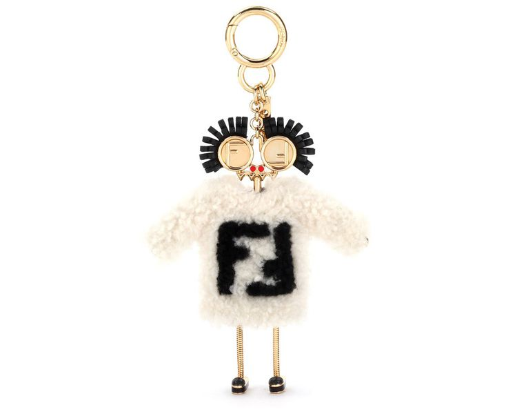 Logo Capsule Collection , porte-clés Bag Charm.