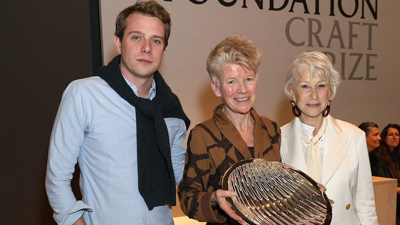 Jonathan Anderson, Jennifer Lee et Helen Mirren