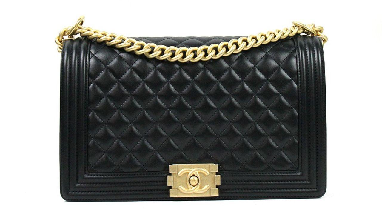 Le sac Boy de Chanel