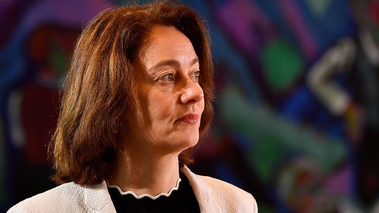 Tête de liste des sociaux-démocrates allemands aux élections européennes, la ministre allemande de la Justice, Katarina Barley, a présenté lundi le programme de campagne du SPD aux Européennes sous le slogan «Ensemble pour rendre l'Europe plus forte».