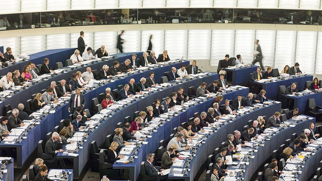 Arithmétiquement, les partis eurosceptiques ne seront pas en mesure de bloquer le vote d'une directive au Parlement européen.
