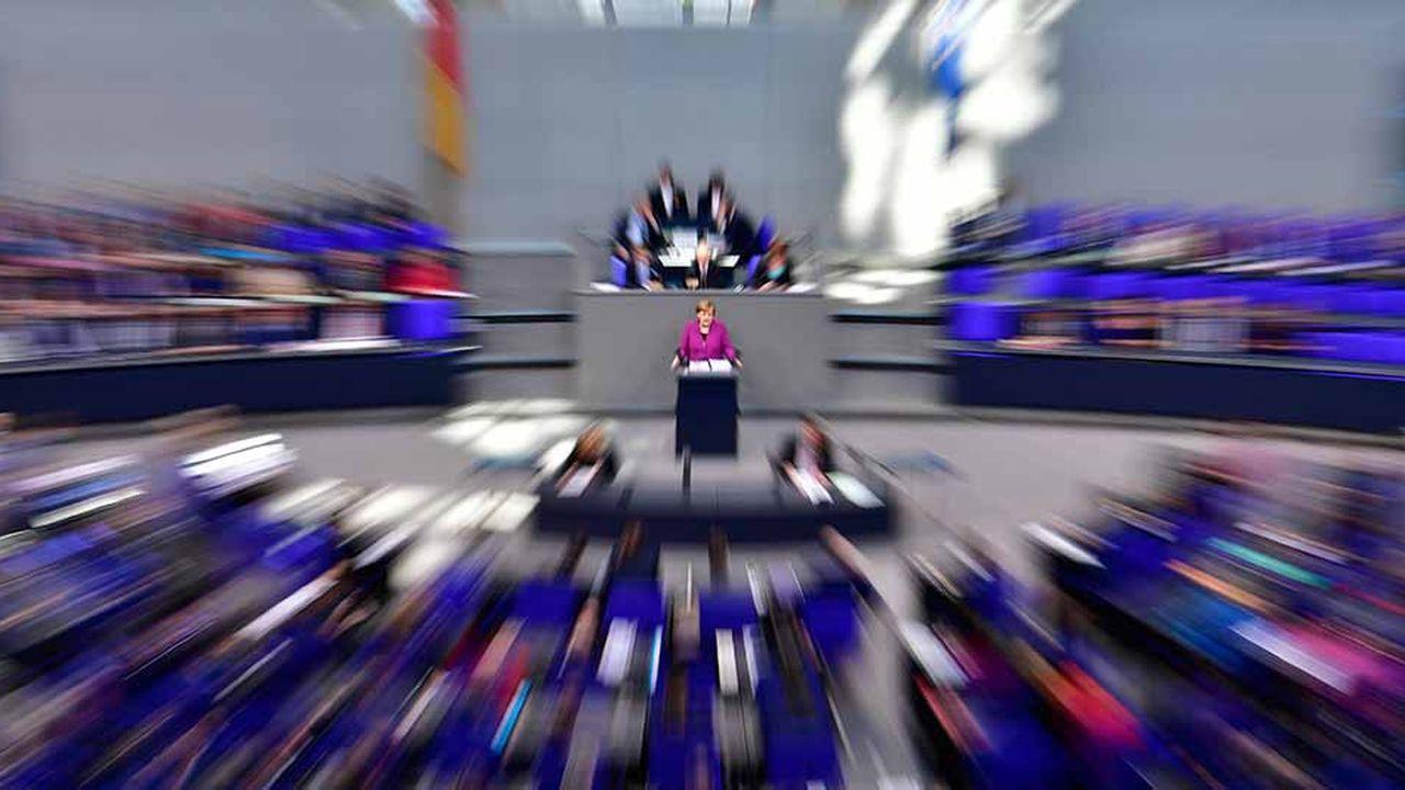 Les députés fédéraux allemands ont bénéficié de 1500 euros d'augmentation en 5 ans.
